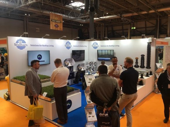 A Successful Week For Wallbarn At UK Construction Week