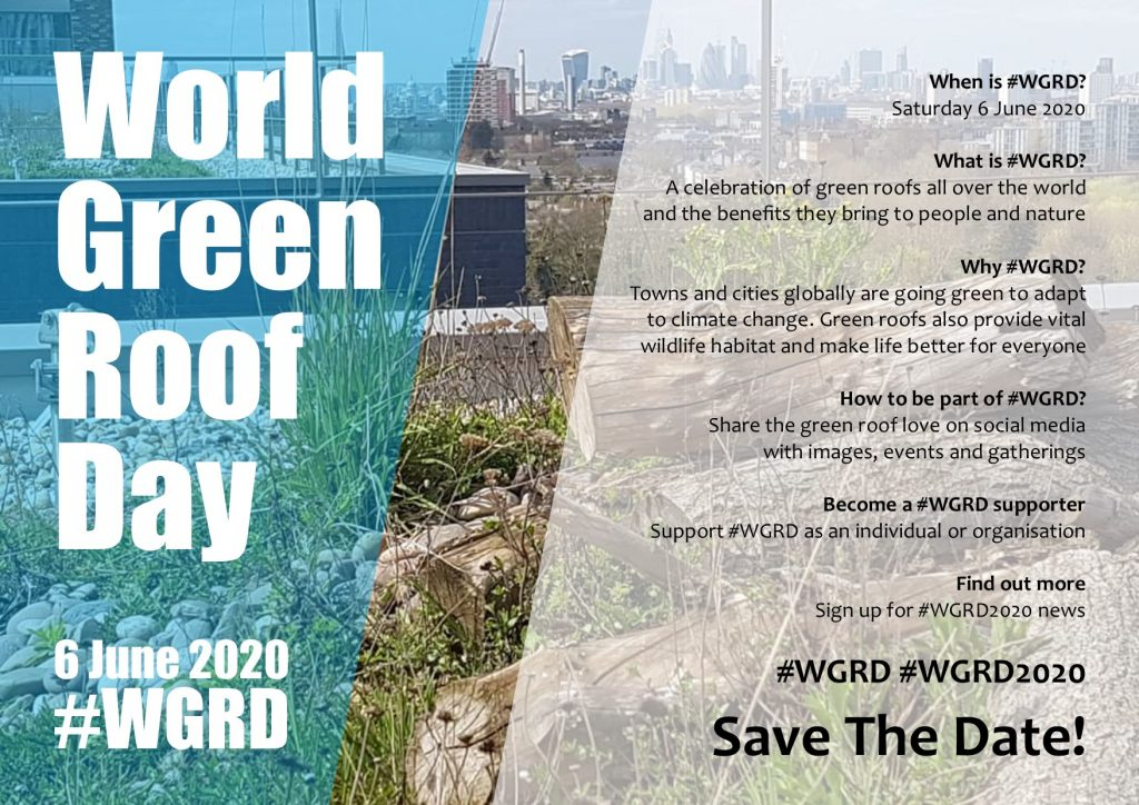 World Green Roof Day