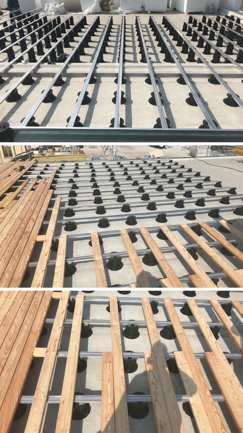 For Decking