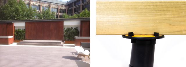 adjustbale-support-pad-for-paving-and-decking--Commodity-Quay-St-Katherines-Dock-London
