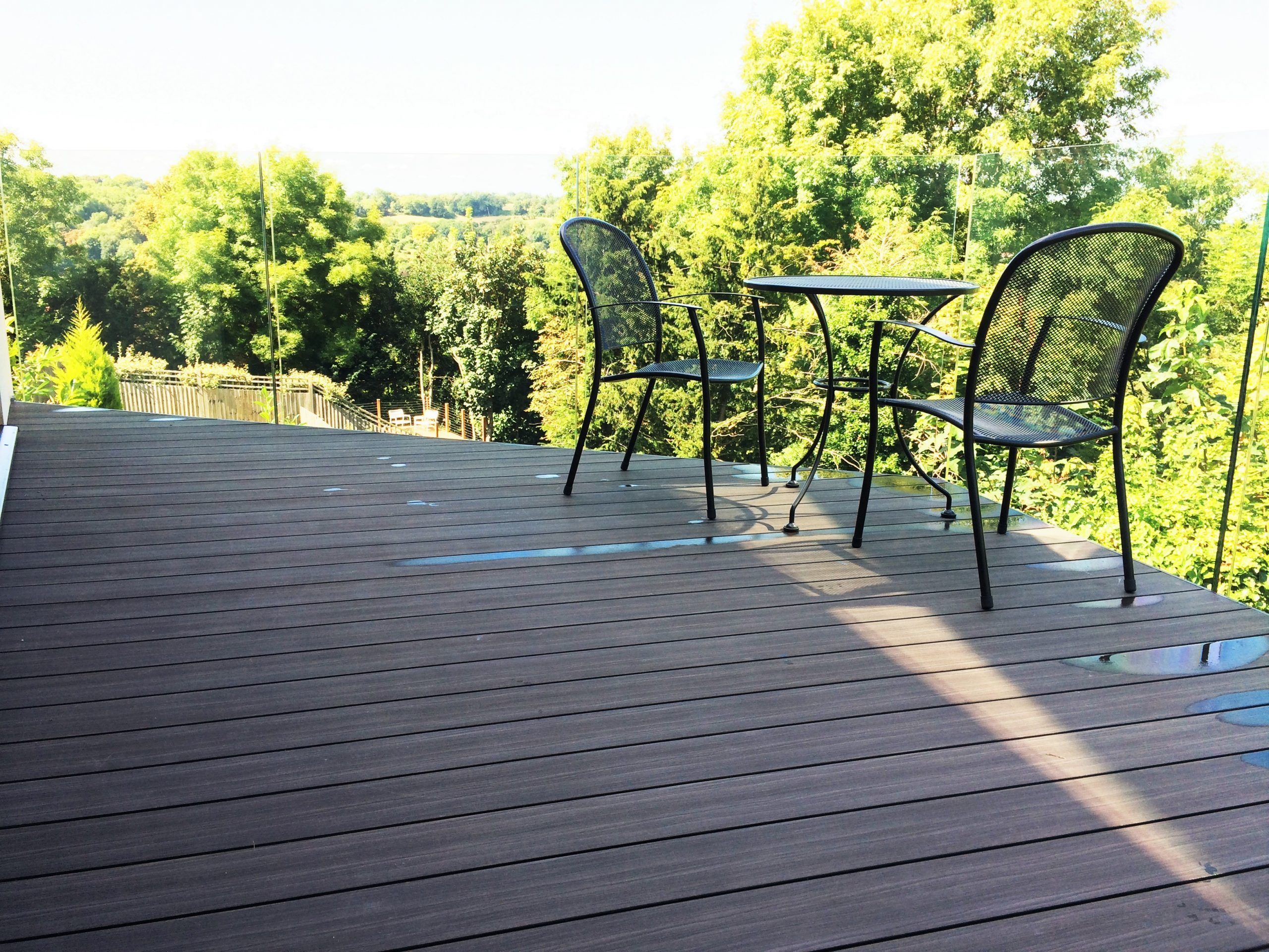 EasyChange decking floating terrace 2