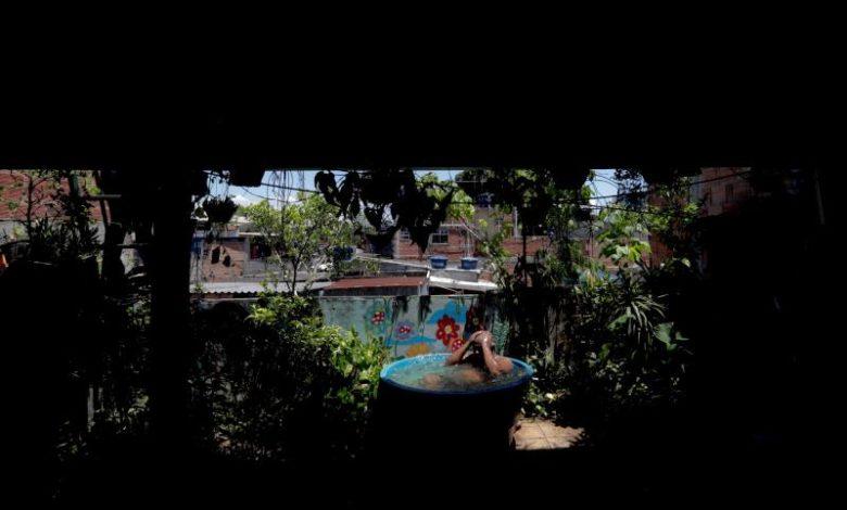 The rooftop gardens helping favelas breathe amid summer heat
