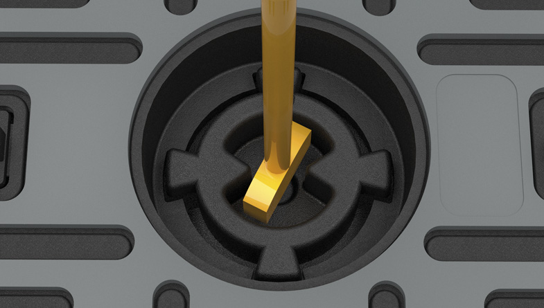 Key-adjustment-mechanism