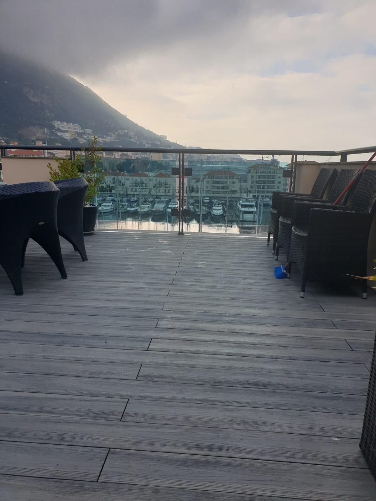 composite decking Gibraltar