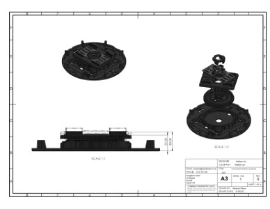 Assembly H25-30 (3 Versions)
