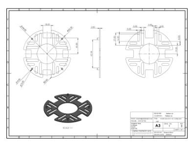 SP-MEG-BAL-075-Z Circ AntiSlip