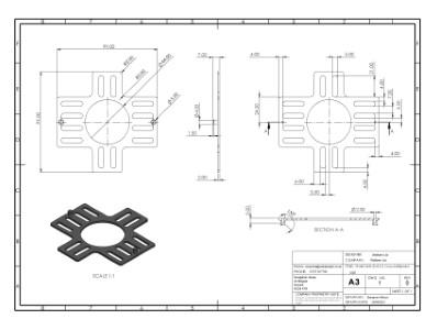 SP-MEG-BAL-TD-075-Z Cross AntiSlip