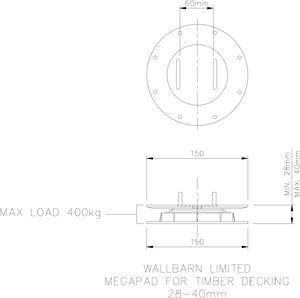 TD Minipad 28-40mm