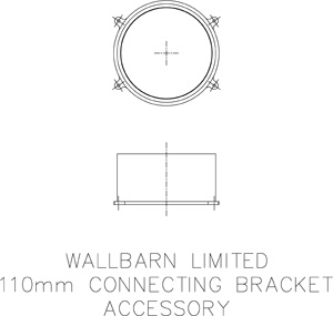 Connecting Bracket Accessory